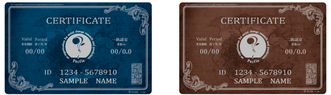 CertificateYS002card